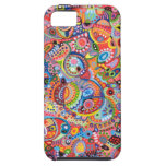 Colorful Abstract Art iPhone 5 Case iPhone 5 Case