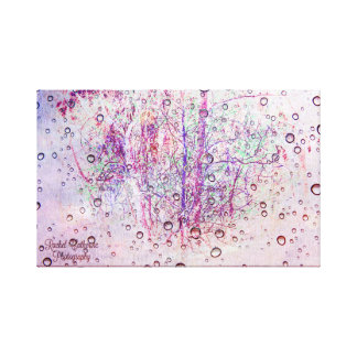 Colorful Abstract Art Piece Canvas Print
