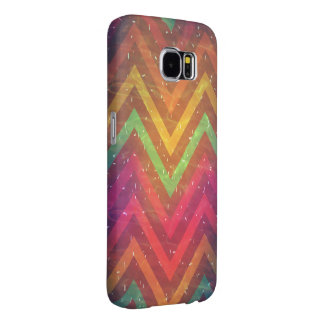 Colorful Abstract Background Samsung  S6 Case