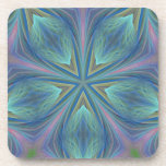 Colorful Abstract Design Drink Coasters