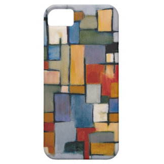Colorful Abstract Design for Modern Adults iPhone SE/5/5s Case