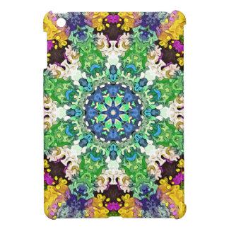 Colorful Abstract Design iPad Mini Cover