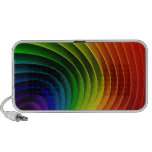 Colorful Abstract Design Speaker