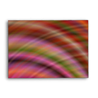 Colorful abstract envelopes