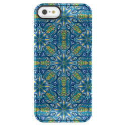 Uncommon iPhone 5/5s Permafrost® Deflector Case with Airedale Terrier Phone Cases design