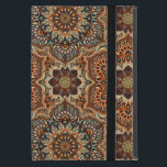 "Colorful abstract ethnic floral mandala pattern de iPad mini case<br><div class=""desc"">Decorative colorful bohemian retro mandala flowers vintage pattern.</div>"