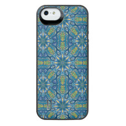 Uncommon iPhone 5/5s Permafrost® Deflector Case with Boston Terrier Phone Cases design