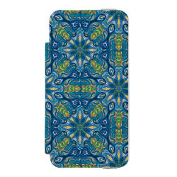 Incipio Watson™ iPhone 5/5s Wallet Case with Shih Tzu Phone Cases design