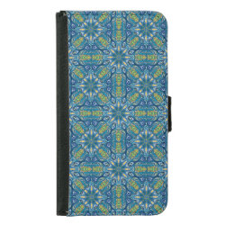 Galaxy S5 Wallet Case with Portuguese Water Dog Phone Cases design