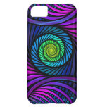 Colorful Abstract Fractal iPhone 5C Case