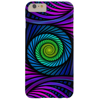 Colorful Abstract Fractal iPhone 6 Plus Cases Barely There iPhone 6 Plus Case