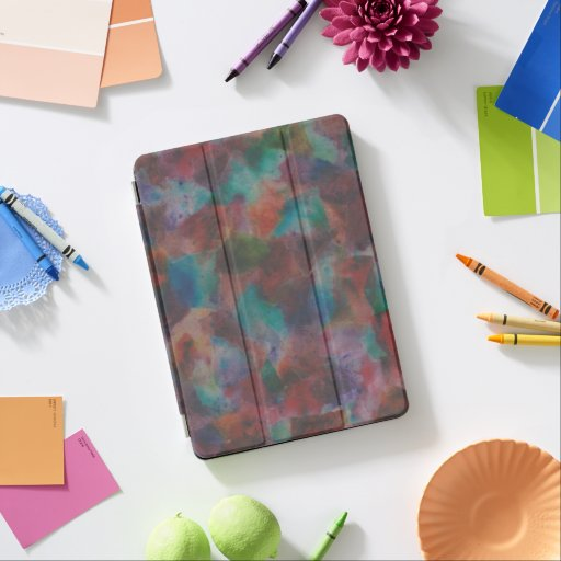 Colorful Abstract iPad Air Cover