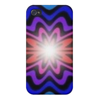 Colorful Abstract iPhone 4 Case