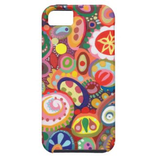 Colorful Abstract iPhone 5 Case by Case-Mate iPhone 5 Covers