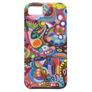 Colorful Abstract iPhone 5 Case by Case-Mate iPhone 5 Cover