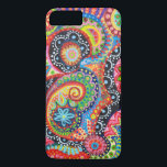 """Colorful Abstract iPhone 7 Plus Case<br><div class=""""desc"""">This colorful abstract iPhone 6 Plus Case is bursting with bright colors and detailed designs! Inspired by tribal art from around the world, this whimsically detailed iPhone 6 Plus Case is sure to brighten your day! This colorful abstract iPhone 6 Plus Case is based on the original art of Thaneeya...</div>"""