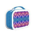 Colorful Abstract Lunch Boxes