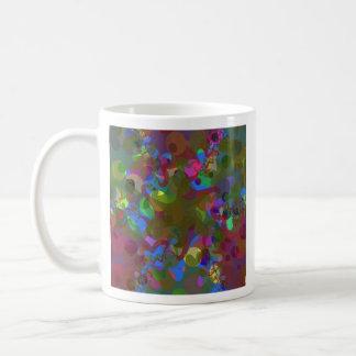 Colorful abstract Mandala Coffee Mug
