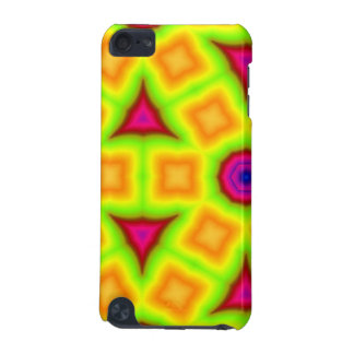Colorful abstract modern pattern iPod touch 5G case