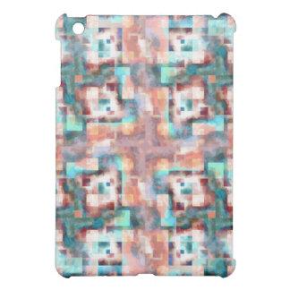 Colorful Abstract Mosaic iPad Mini Covers