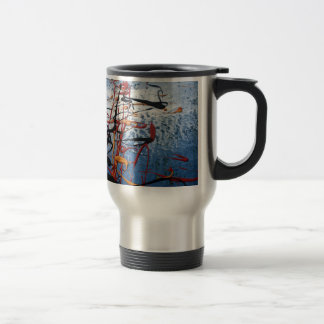 Colorful Abstract Mug