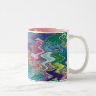 Colorful Abstract Mug you customize with styles