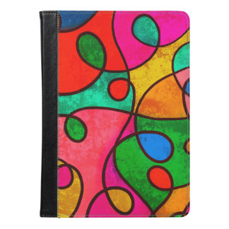 Colorful abstract Painting Case
