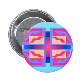 Colorful Abstract Panels Pins