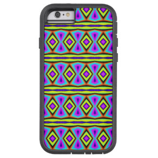 Colorful abstract pattern tough xtreme iPhone 6 case