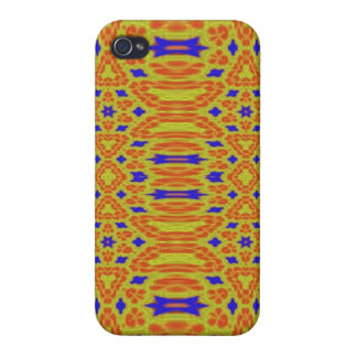 Colorful abstract pattern cases for iPhone 4