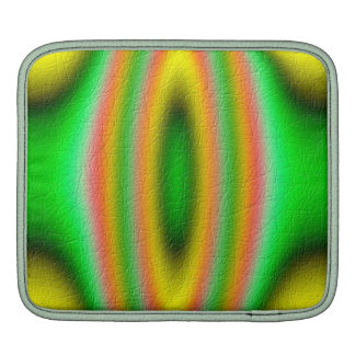 Colorful abstract pattern sleeves for iPads