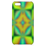 colorful abstract pattern iPhone 5C cover