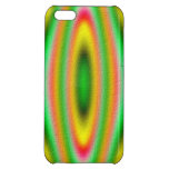 Colorful abstract pattern iPhone 5C covers
