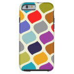 Colorful Abstract Pattern iPhone 6 Case