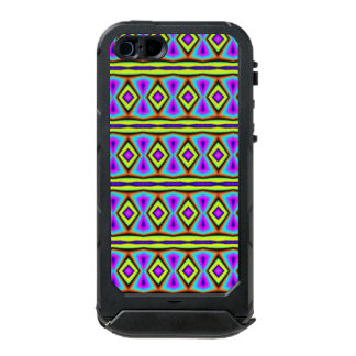 Colorful abstract pattern incipio ATLAS ID™ iPhone 5 case