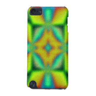colorful abstract pattern iPod touch 5G case