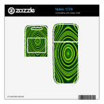 Colorful abstract pattern nokia 1208 decal