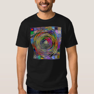 Colorful Abstract Pattern Shirt