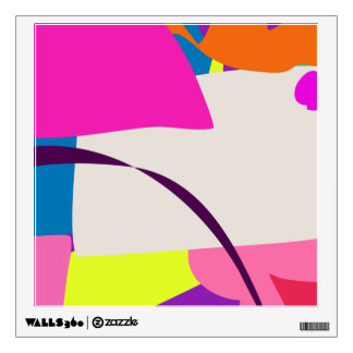Colorful Abstract Picture Room Graphics
