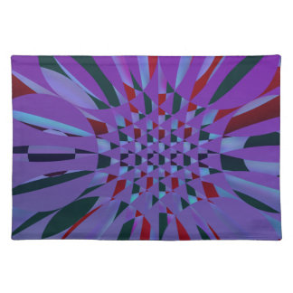 Colorful Abstract Placemat