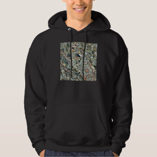 Colorful Abstract Shapes 2 Hoodie