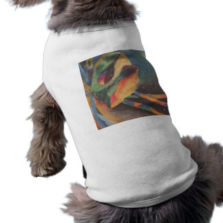 Colorful abstract shapes in space T-Shirt