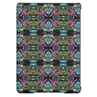 Colorful Abstract Symmetry iPad Air Cover