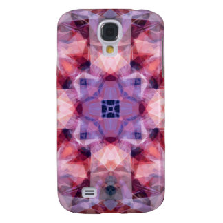 Colorful Abstract Symmetry Samsung Galaxy S4 Case