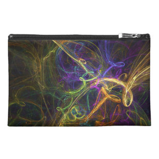 Colorful Abstract Travel Accessory Bag