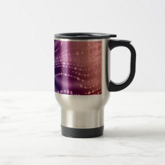 Colorful Abstract Travel/Commuter Mug