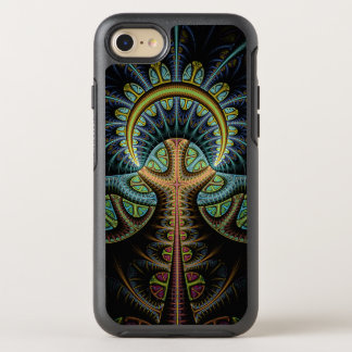 Colorful Abstract Tree of Life OtterBox Symmetry iPhone 7 Case