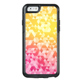 Colorful Abstract Triangle Pattern OtterBox iPhone 6/6s Case
