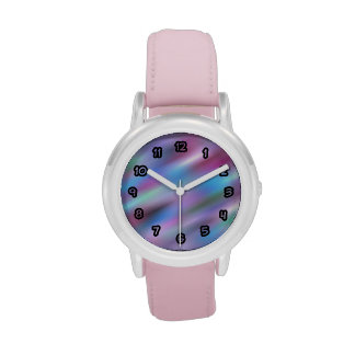 Colorful Abstract Watch