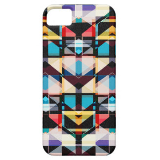 Colorful Abstract Weave Pattern iPhone 5 Cases